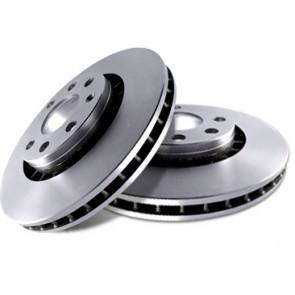 EBC Brakes Standard Discs/Drums (Front, D001)