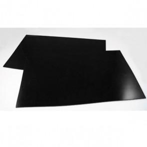 RRS Mud Flap Pair, Black, 4mm