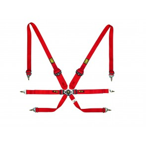 OMP DA0205BHSL 6 Point Harness