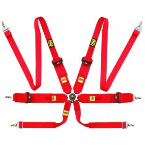 OMP 6 Point Harness 806F