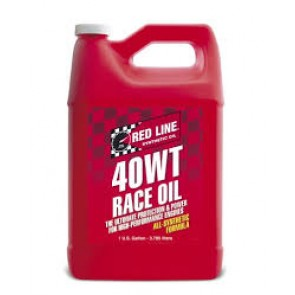 Red Line 40WT Race Oil (15W40) Gallon