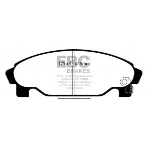 EBC Brakes Ultimax Brake Pads (Front, DP1015)