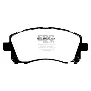 EBC Brakes Bluestuff Brake Pads (Front, DP51134NDX)