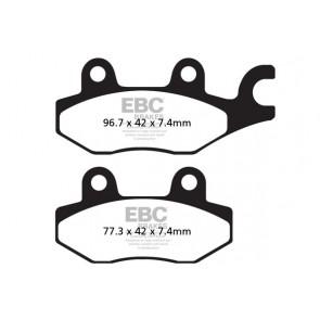 EBC Brakes EBC Double- H Sintered Sportbike pad set