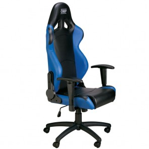 OMP Racing Seat Office Chair - Faux Leather