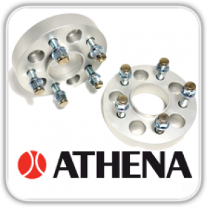 Athena Spacers, 4x100 Ø 57,0, No Bolts