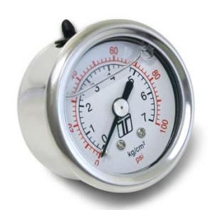 Turbosmart Fuel Pressure Gauge 0-7bar (0-100psi)