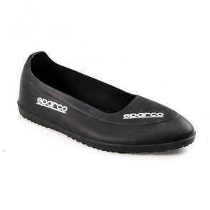 Sparco Slip On Rubber Overshoes-S