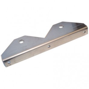 Rally Design Aluminium Bracket For Two Reservoirs