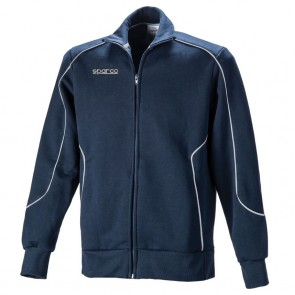 Sparco Full Zip Sweatshirt