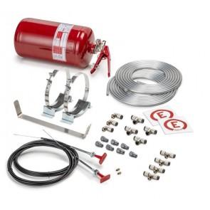 Sparco 014772MSL Fire Extingusher System