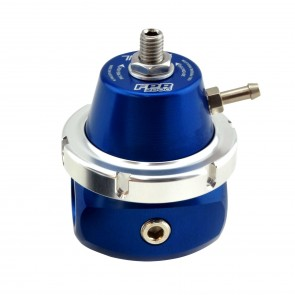 Turbosmart High-Performance EFI Fuel Pressure Regulator FPR2000 (Blue)