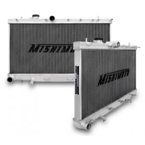 Mishimoto Subaru X-Line WRX and STI Performance Radiator, 2001-2007