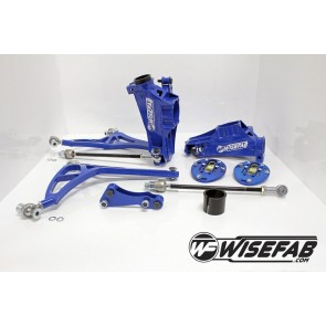 Wisefab BMW e9x Front Lock Kit