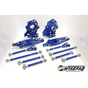 Wisefab BMW e9x Rear Suspension Kit